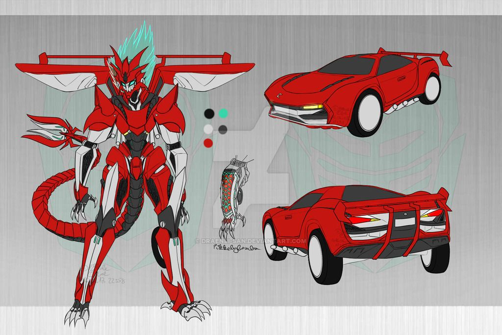 Transformers Fanfiction OC - Saboteur by ZodiacNikole | TF