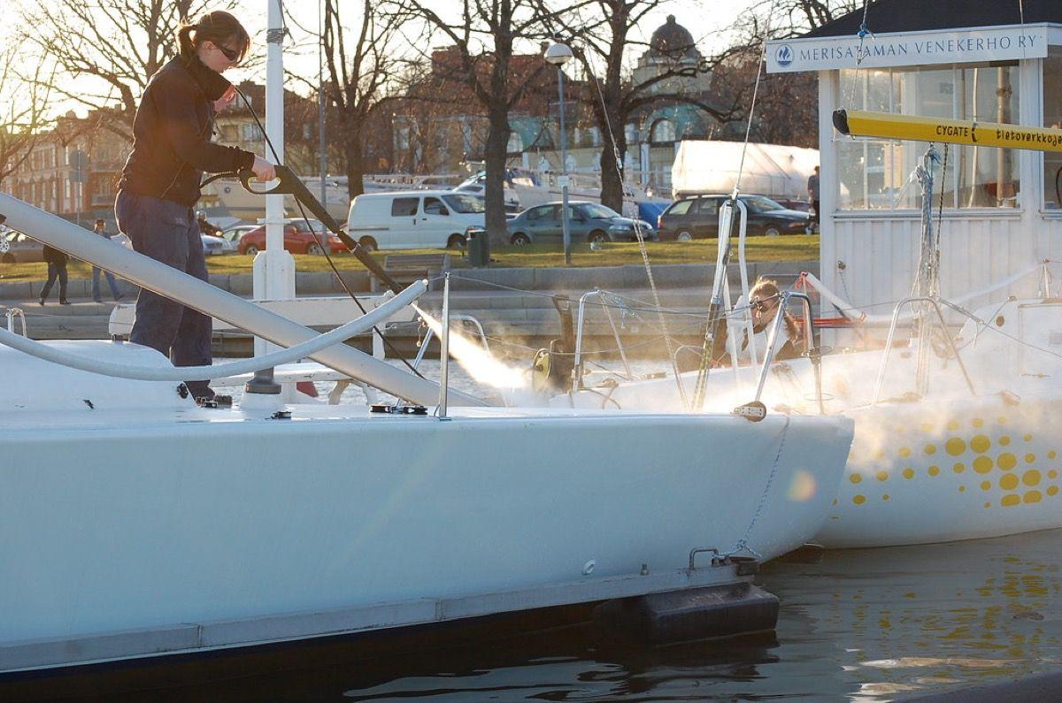 How To Live On A Boat For Free How I D Do It In 2020 Living On A Boat Liveaboard Boats Boat