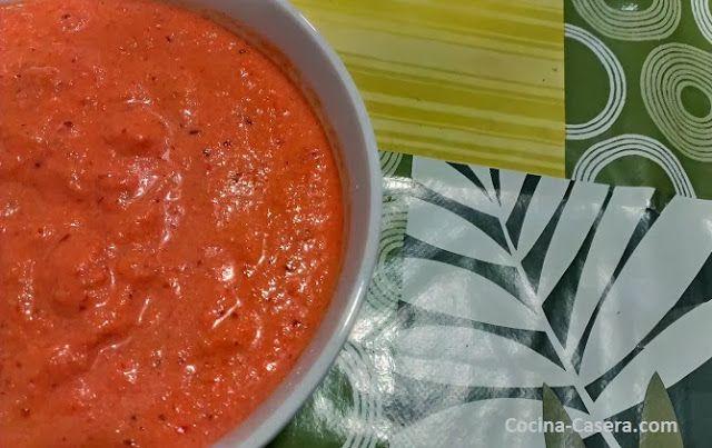 Receta De Mojo Picón Rojo Canario Al Estilo Casero Fácil De Preparar Receta Recetas De Cocina Recetas De Cocina Casera Recetas De Comida