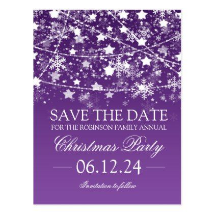 Holiday Save The Date Templates Tierbrianhenryco - Christmas save the date template