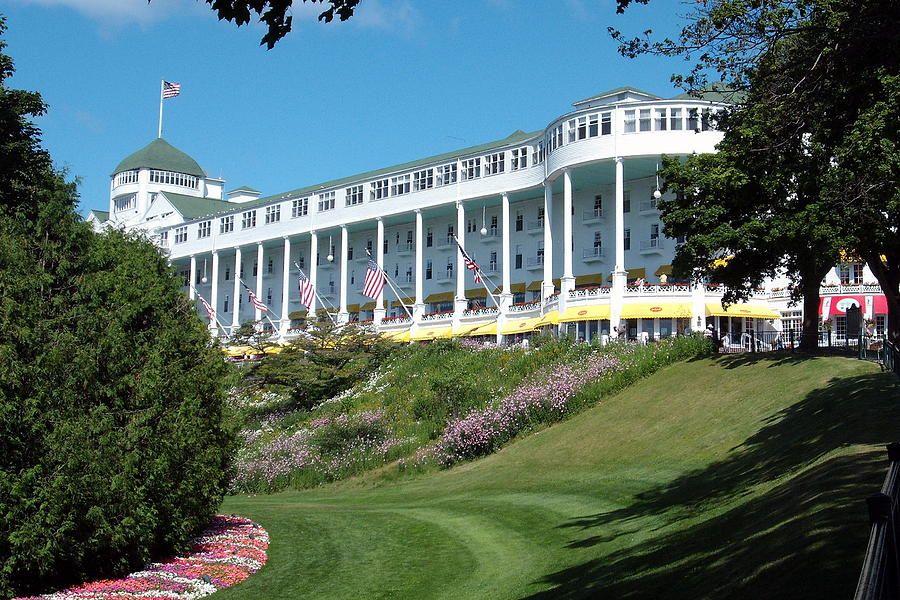 The Grand Hotel Mackinac Island By Spencer Meagher Grand Hotel Mackinac Island Mackinac Island Mackinac Island Michigan