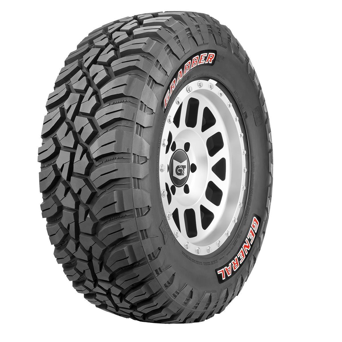 12++ General grabber red letter tires inspirations