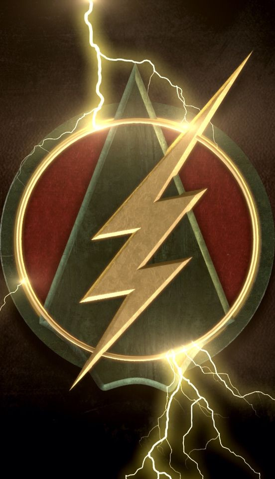 The Flash And Arrow Best Symbol I Have Ever Found Arrowflash