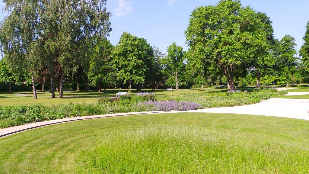 Piet oudolf garten im gr flichem park gardens for Landscapes in landscapes piet oudolf