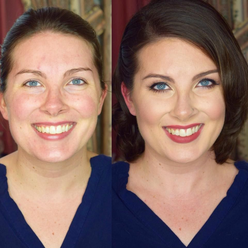 Bridesmaid Makeup, Bridal Makeup