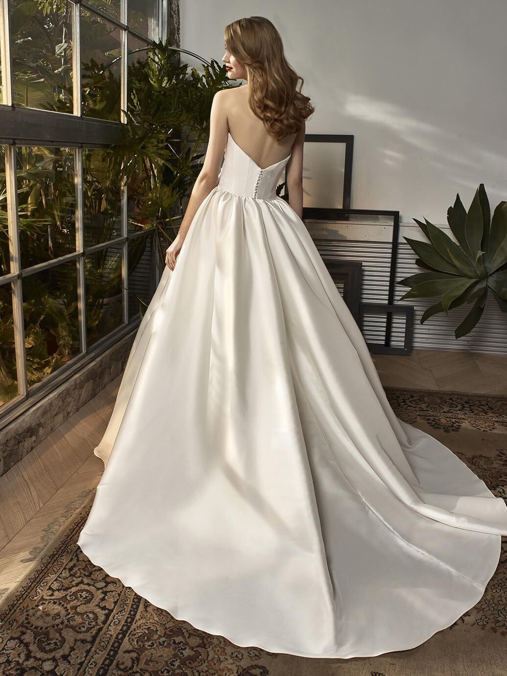 BT17-17  Kleid hochzeit, Brautkleid zubehör, Brautkleid
