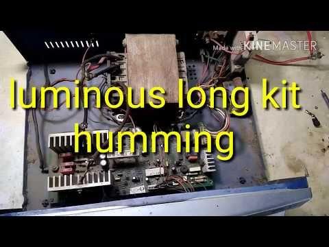 Luminous Inverter Repair (Dead Inverter) - YouTube | Electronic