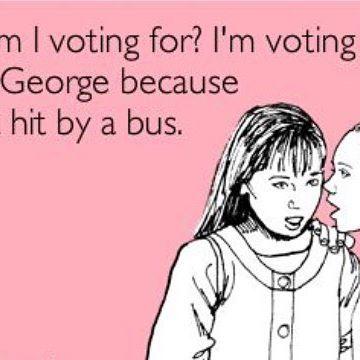 Top 100 mean girls quotes photos #ElectionDay #gooutandvote #vote #democracy #votinghumor #meangirlsquotes #regram #repost 🇺🇸🇺🇸