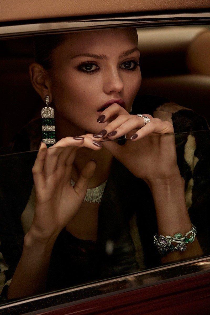 Photo of Djura Siebenga Models Gems for Marie Claire by Alvaro Beamud Cortes – #alvaro …