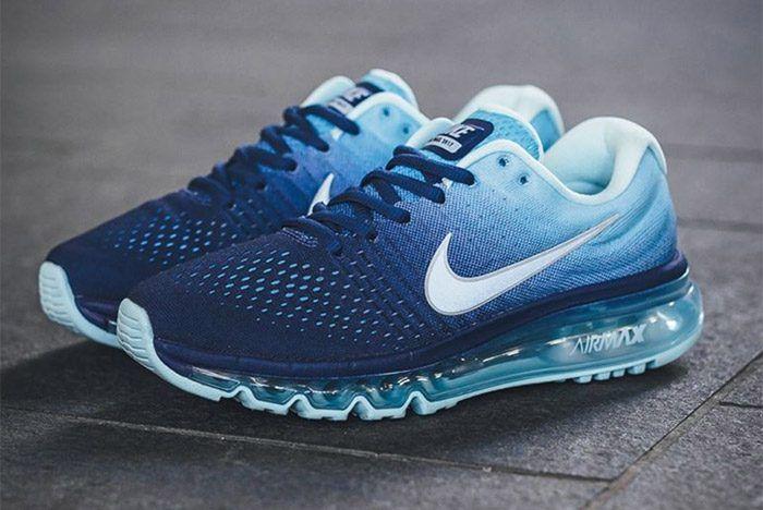 Nike Air Max 2017 (Deep Royal Blue/Summit White)