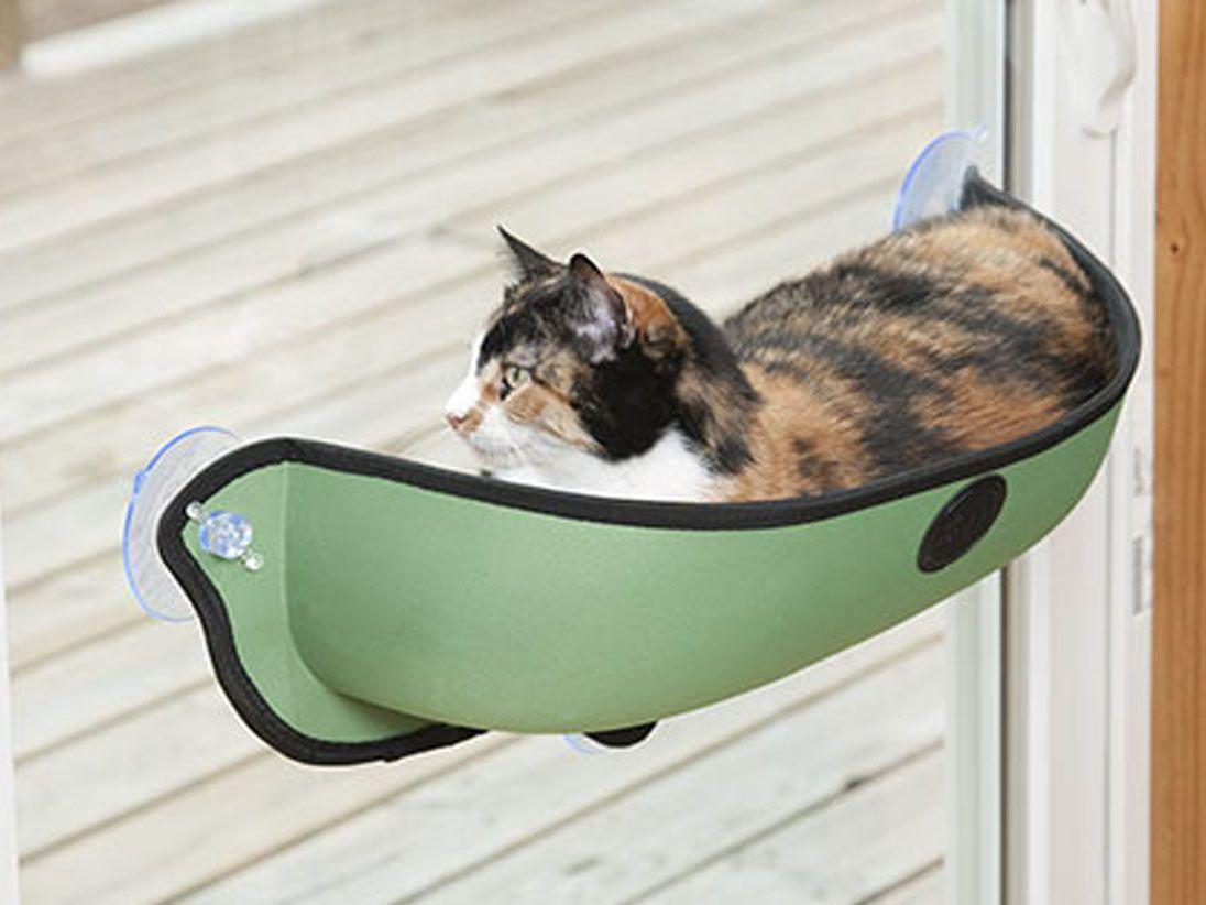 Window Bed Kitty Sill