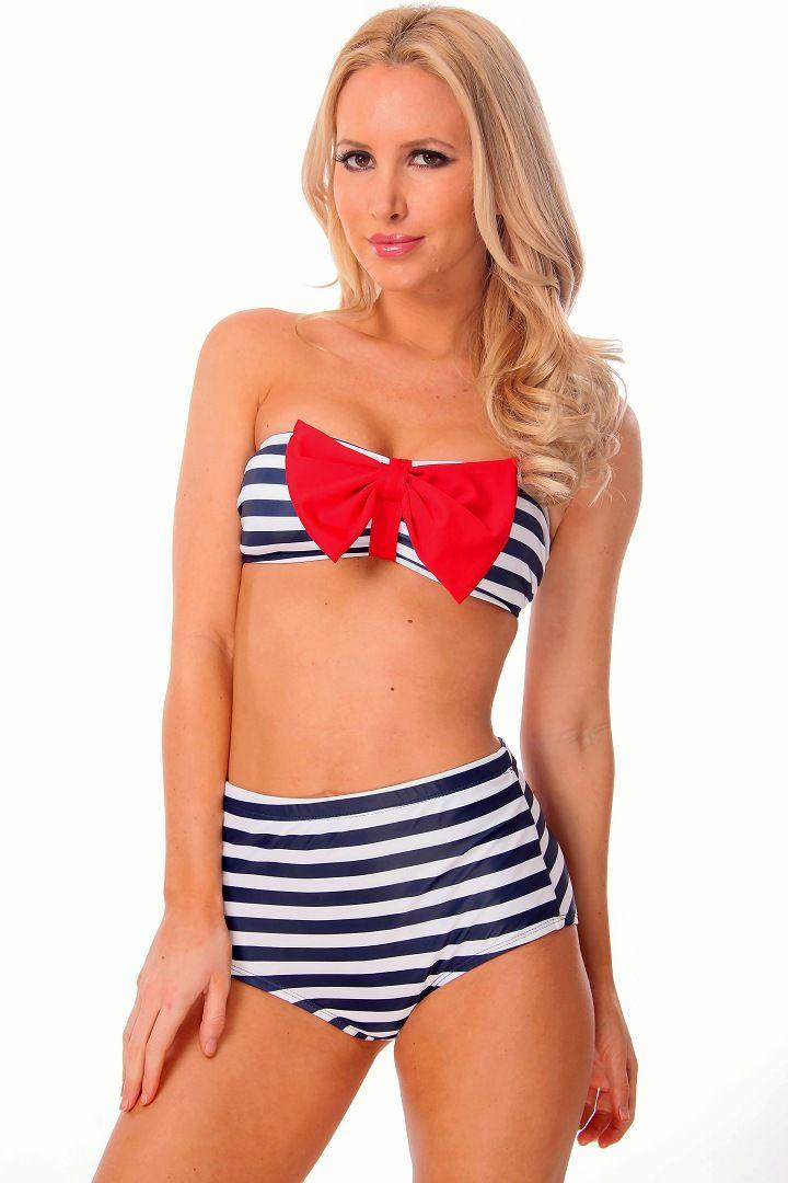 Liquorice High Waist Bikini Bottom   OKAY PRETTY - OKAY