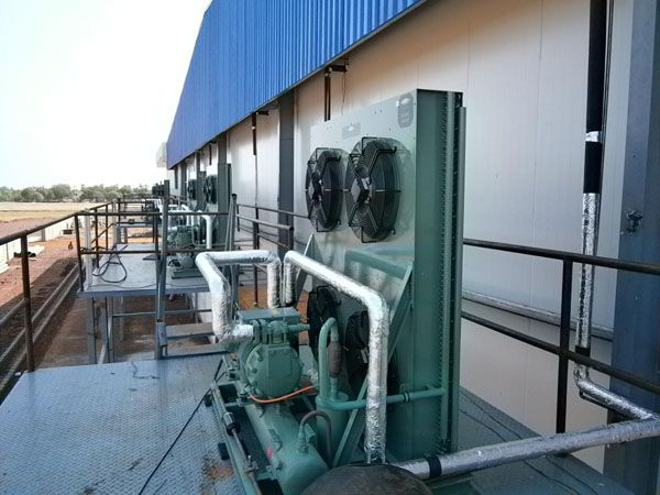 Cold Room Manufacturer In Chennai Cold Storage In Chennai Cold Storage Cold Room The Unit
