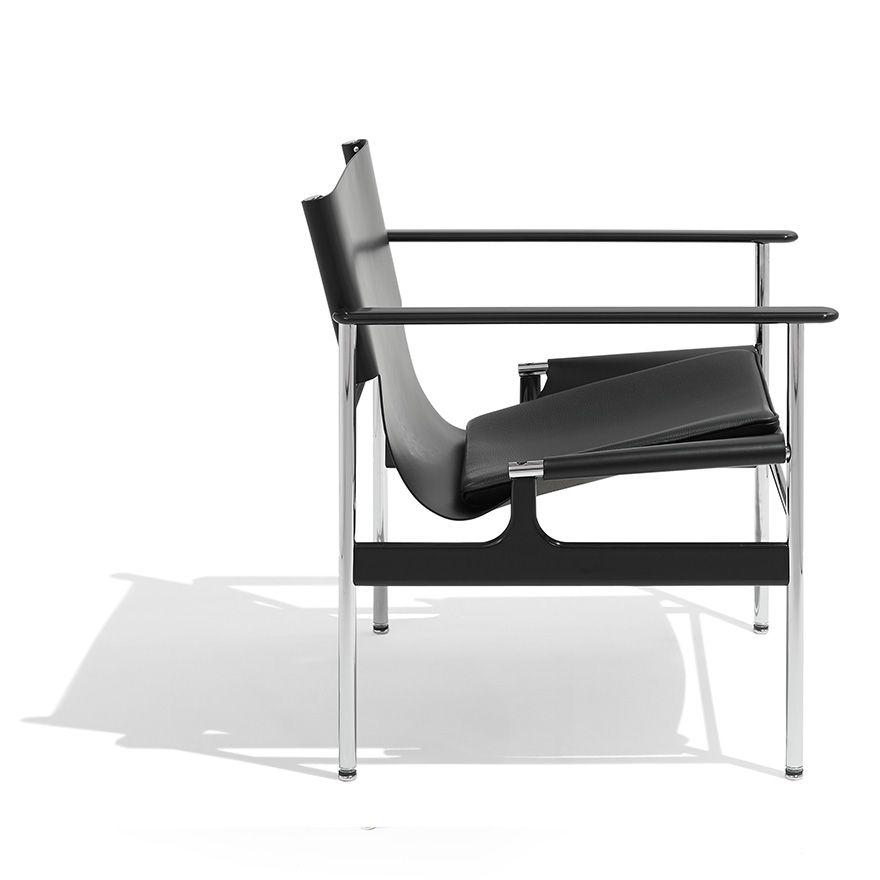 Charles Pollock | Pollock Arm Chair | Knoll International