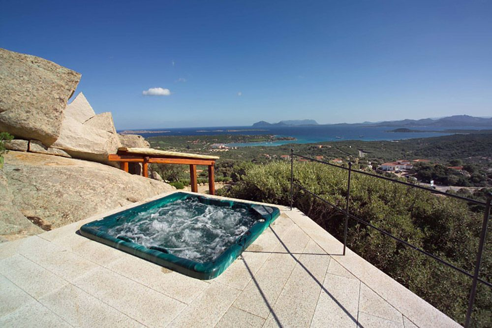 Tips for sinking a hot tub in your deck Tub, Deck, Hot