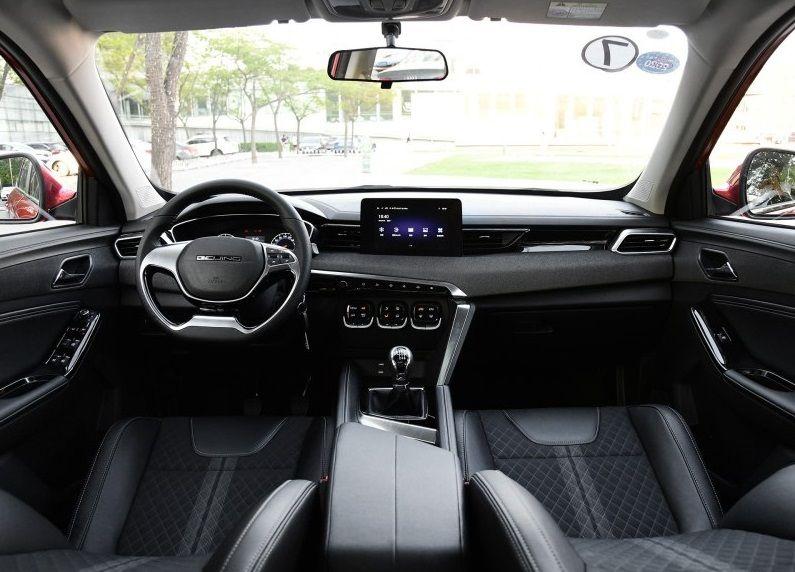 Baic Senova Zhidao X3 Interior Almost Ready New Cars Car Features