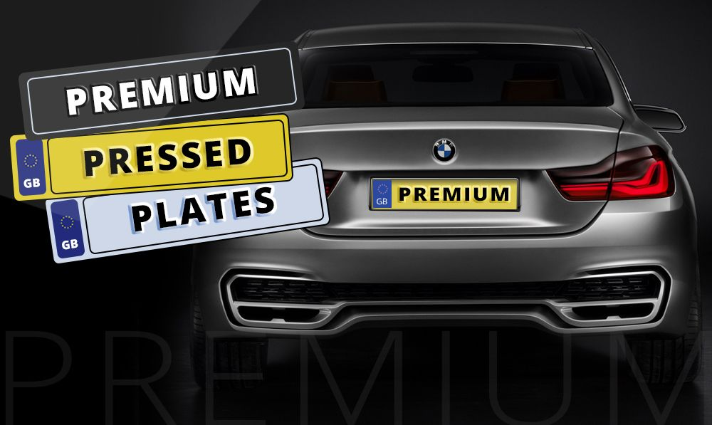 Create your Premium Pressed Plates. We have a huge selection of ...