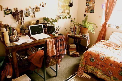 20 Dorm Room Inspirtaions Boho Chic Part 3