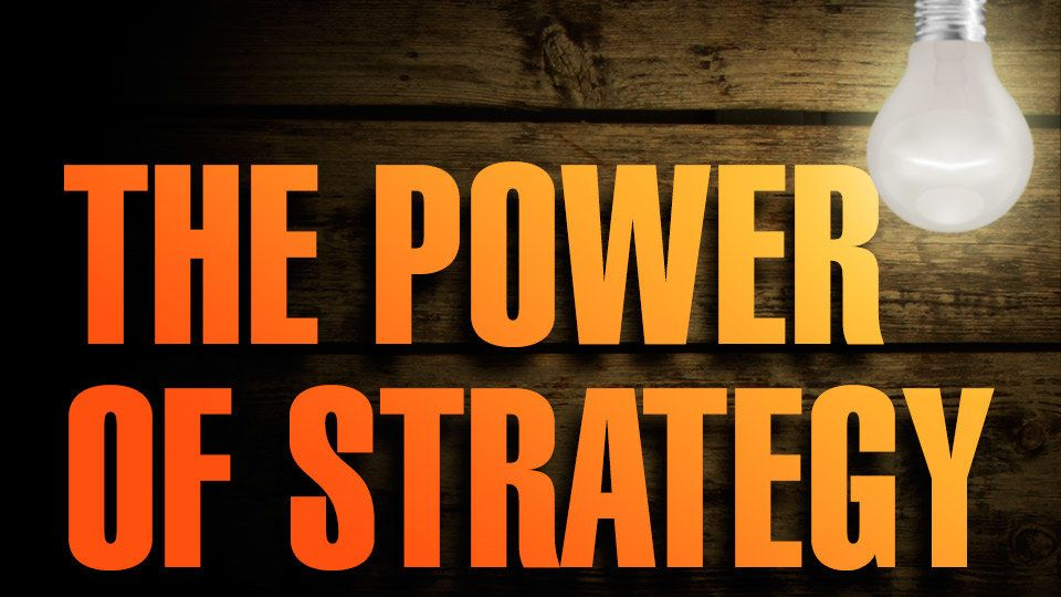 The Power of #Strategy for #Nonprofit #Organizations #Marketing #Branding #PR #charity
