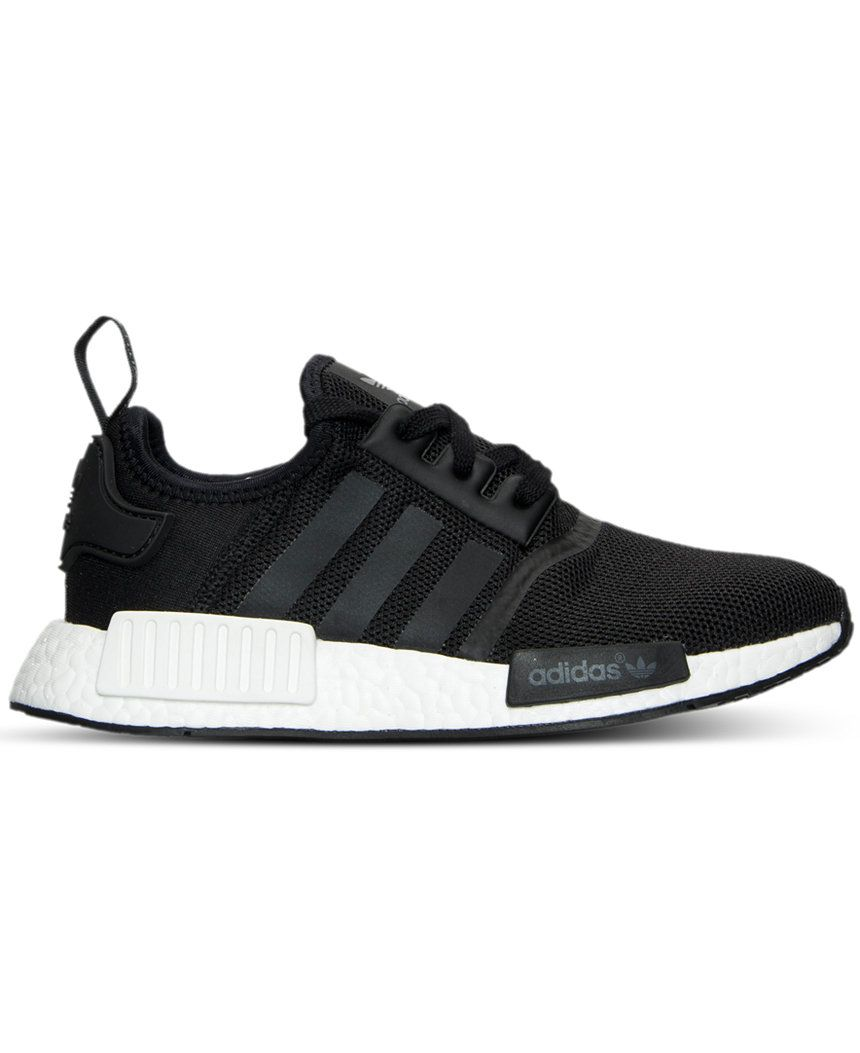 Big Boys Adidas NMD R1 S80206 Black Available Now for Retail  51748e6e80ed