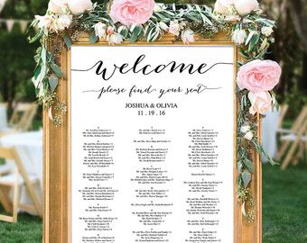 Wedding seating chart etsy au bryonys wedding pinterest shop for wedding decorations on etsy the place to express your creativity through the buying and selling of handmade and vintage goods junglespirit Images