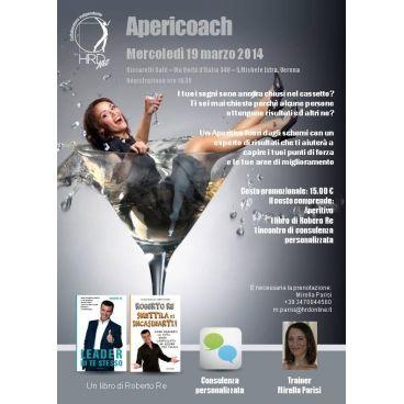 Apericoach,l'Aperitivo con il coach hrd