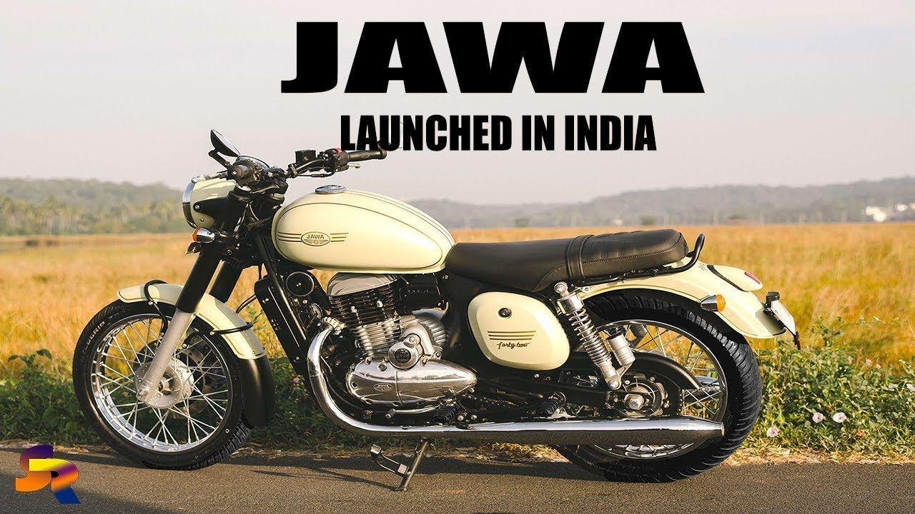 Jawa Motorcycles Launched Jawa Jawa42 Jawa Perak First