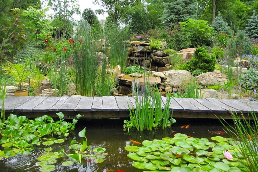 Pin by Water Garden Pond Supplies on Water Garden Bridges