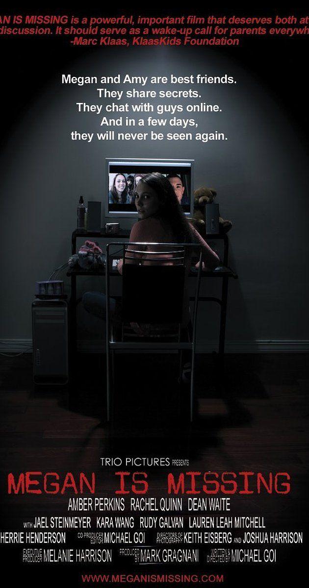 Megan Is Missing 2011 Free Movies Online Movies Missing Posters