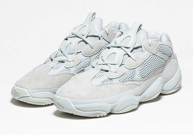 online retailer 3159e b72b1 The adidas Yeezy 500 Salt Is Finally Releasing | Adidas in ...