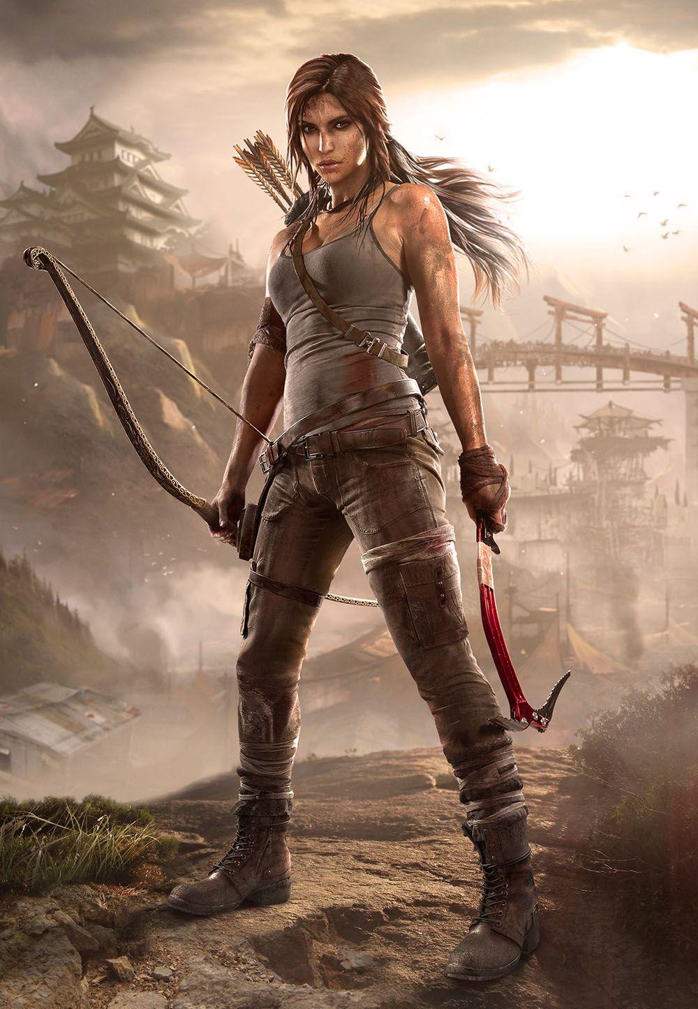 Pin By Sandi Smith On Lara Kroft Tomb Raider Lara Croft Tomb