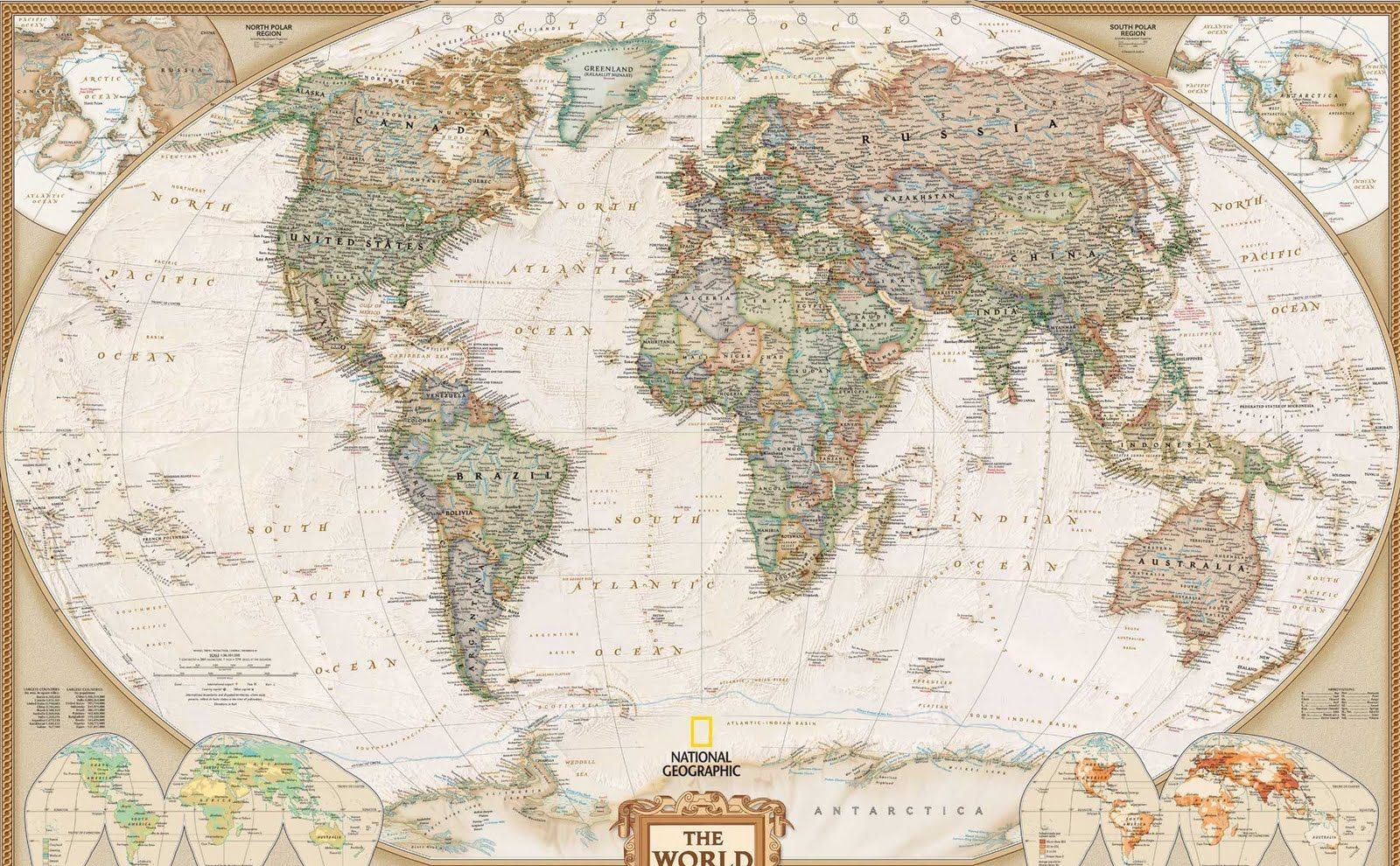 Mapamundi antiguo blanco y negro imagui proyectos que intentar world executive map antique tones two sizes and spanish available map type enlarged tubed x national geographic maps gumiabroncs Image collections