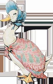 Jemima Puddle Duck Peter Rabbit And Friends Wiki Fandom Powered By Wikia Peter Rabbit And Friends Beatrix Potter Illustrations Beatrix Potter