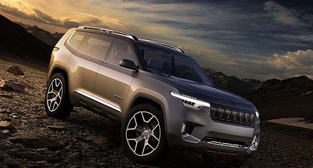 Jeep Wagoneer 2018 >> 2020 Jeep Grand Cherokee redesign | Jeep grand cherokee, Jeep grand cherokee diesel, Jeep grand ...