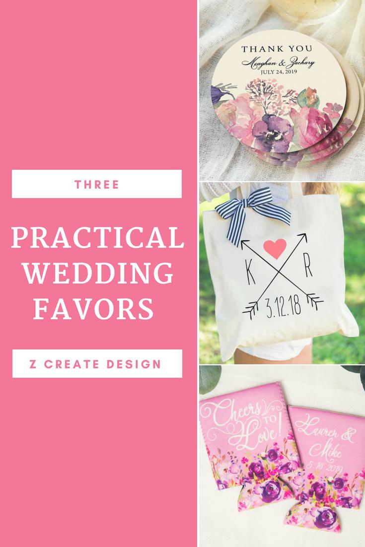 Practical Wedding Favors | Practical wedding, Favors and Handmade ...