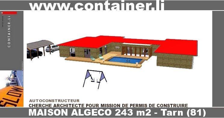 MAISON-ALGECO-PLAN-PROJET-ARCHITECTE-AUTOCONSTRUCTION-TARN-81-AGREE