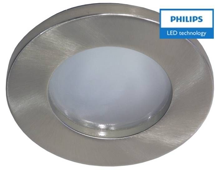 Badkamer Spots Ip65 : Philips badkamer inbouwledspot v w arm spot ip