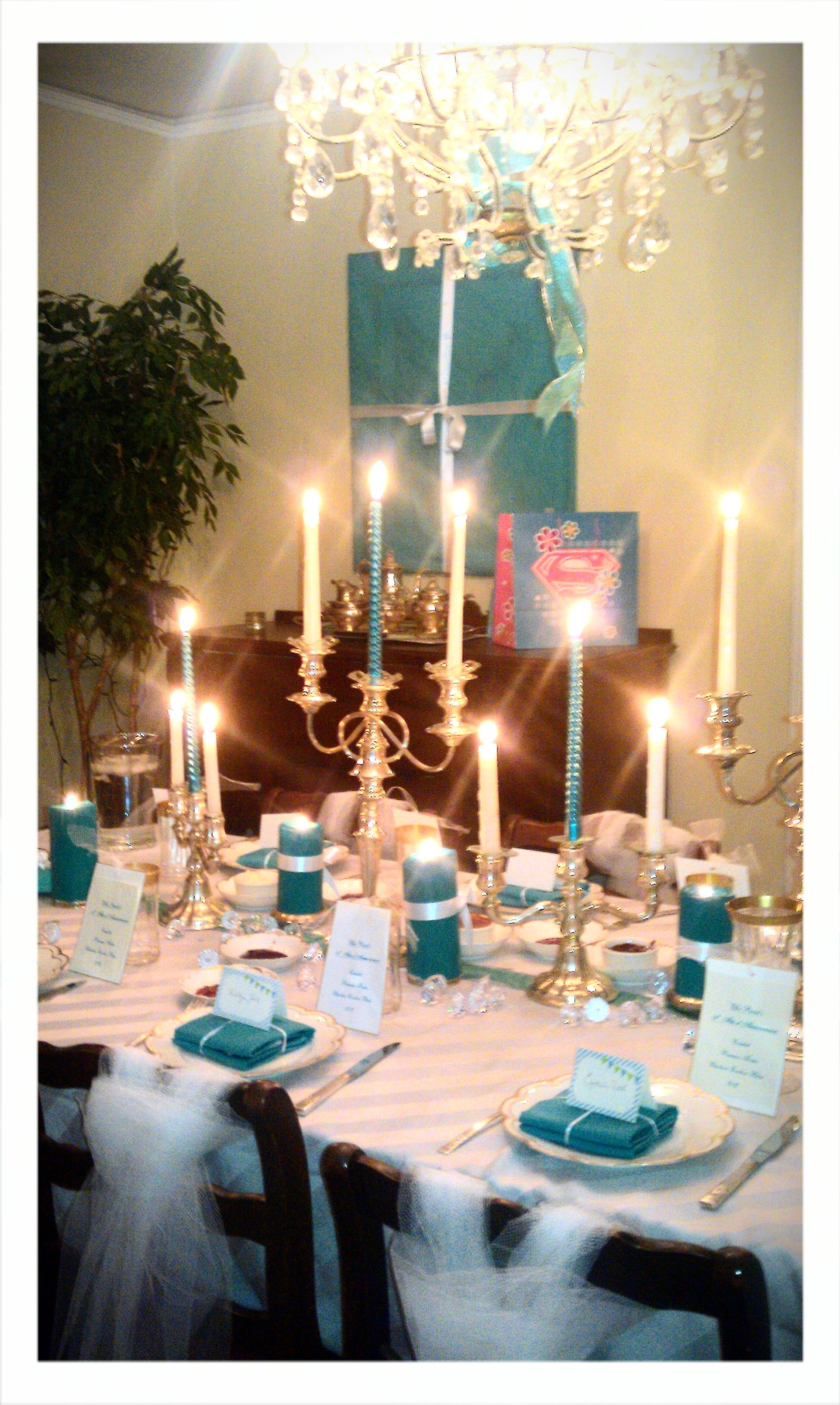Tiffany Dinner Party