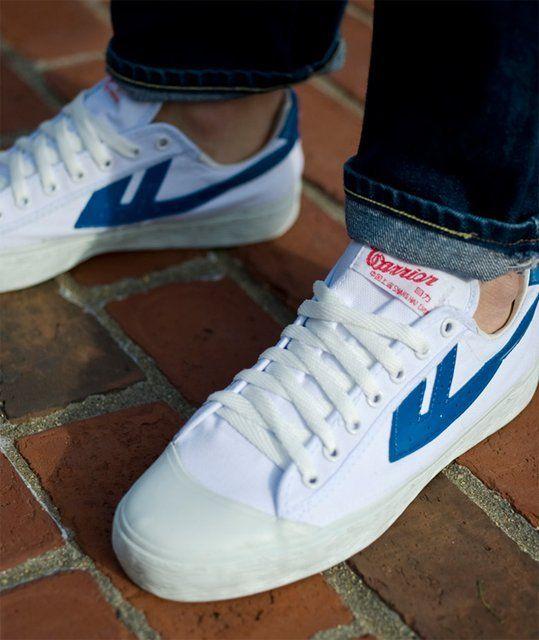 Fancy - Warrior Footwear Classic White