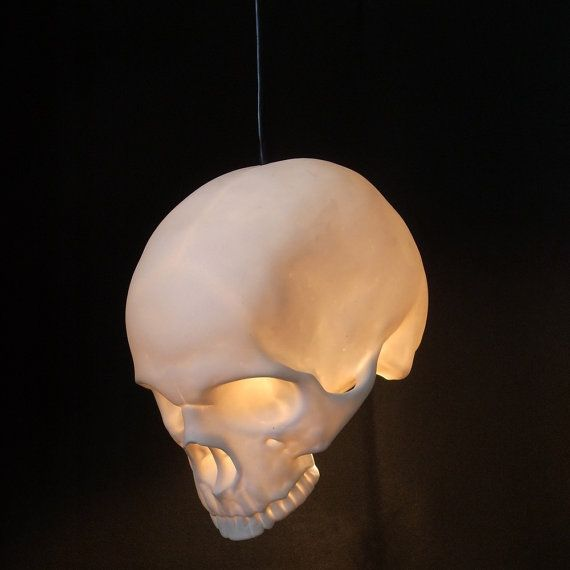 Skull Lampshade | HallowQueen | Pinterest | Skulls, Lamp shades ...