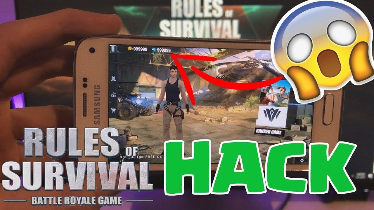 rules of survival apk mac