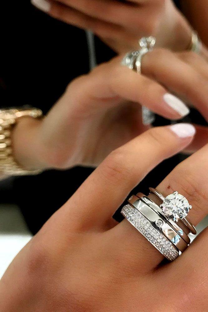 30 Fabulous Wedding Rings That All Women Adore Forward