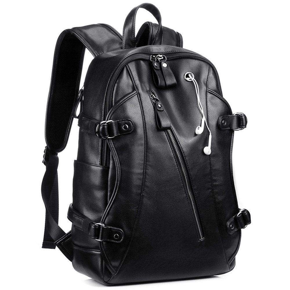 Leather Backpack 85e3af98d98b0