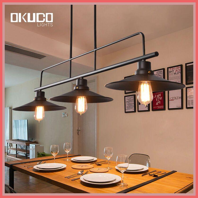 49 Reference Of 3 Light Industrial Lamp In 2020 Kitchen Ceiling Lights Vintage Pendant Lighting Kitchen Pendant Lighting