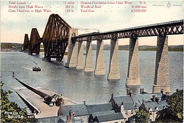 Postcards of the Past - Vintage Postcards of & the Firth of Forth