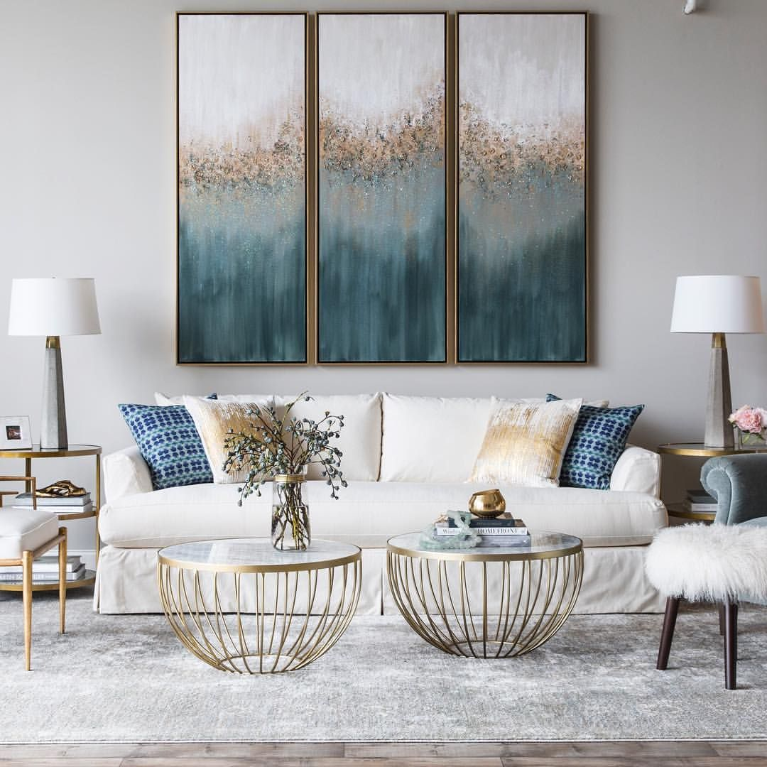 Relaxed Yet Refined Shop This Look In Our Profile Link Summer Designcrush Highfashionhome Living Room Decor Living Room Designs Living Decor