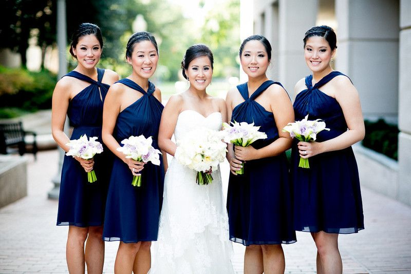 Navy And Cream Wedding | Wedding Ideas