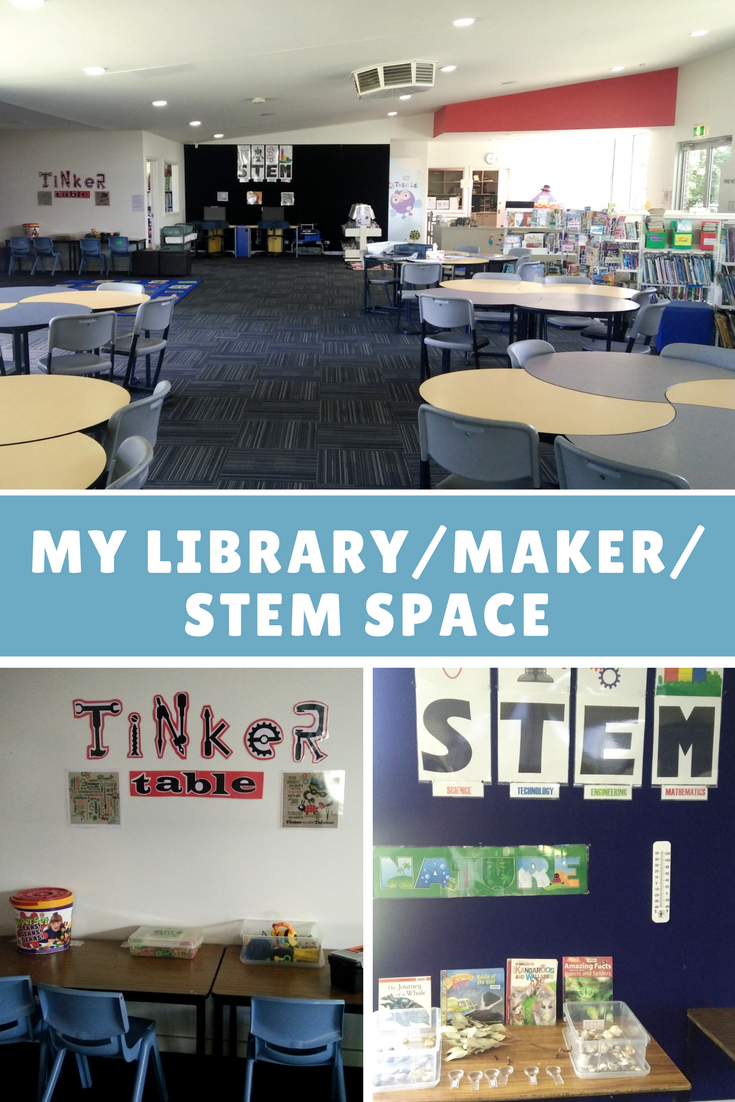 Ideas for your Library Maker or STEM space | Makerspace Ideas and ...