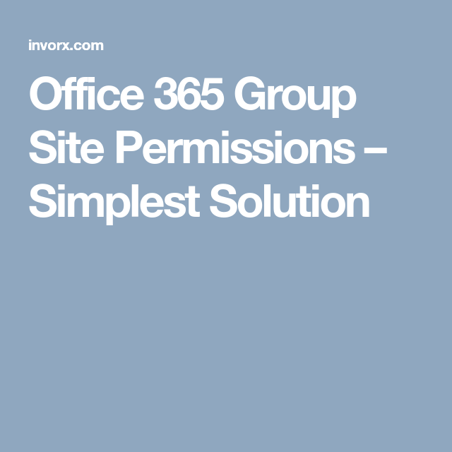 Create Modern Sharepoint Sites Without Office 365 Group Site