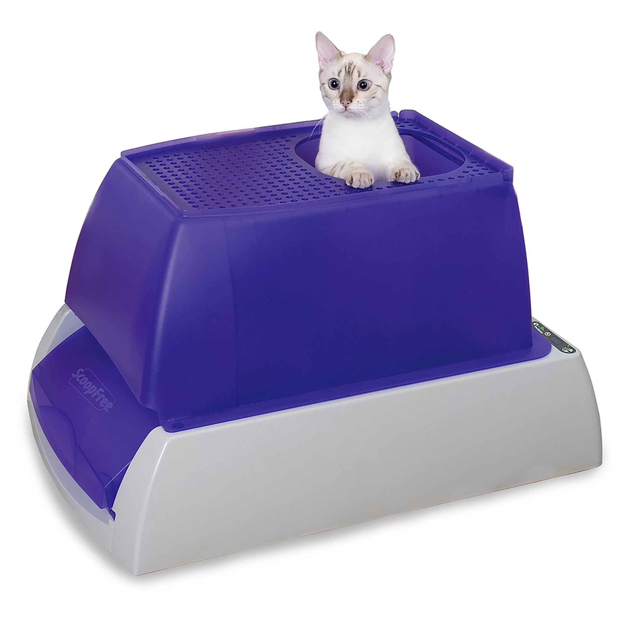 ScoopFree by PetSafe TopEntry Ultra SelfCleaning Cat